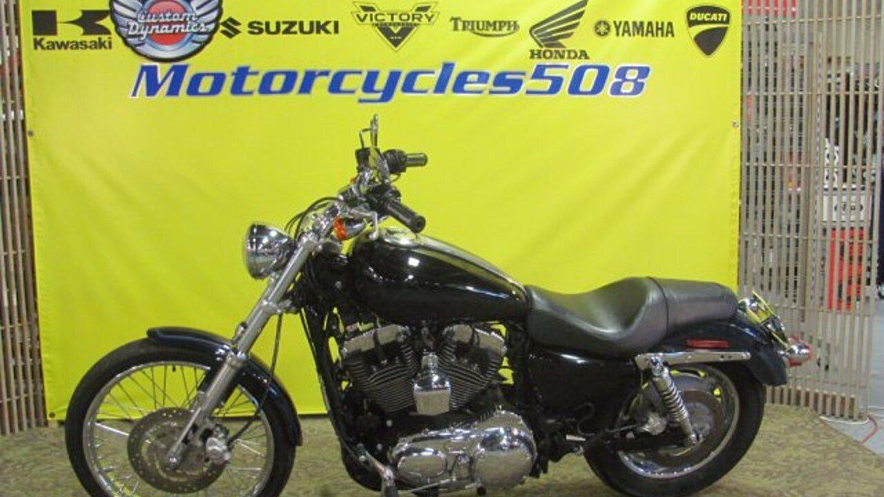 2009 Harley-Davidson Sportster for sale 200483033