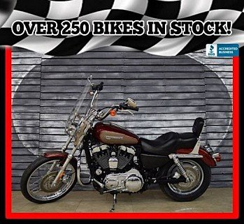 2009 Harley-Davidson Sportster for sale 200491127