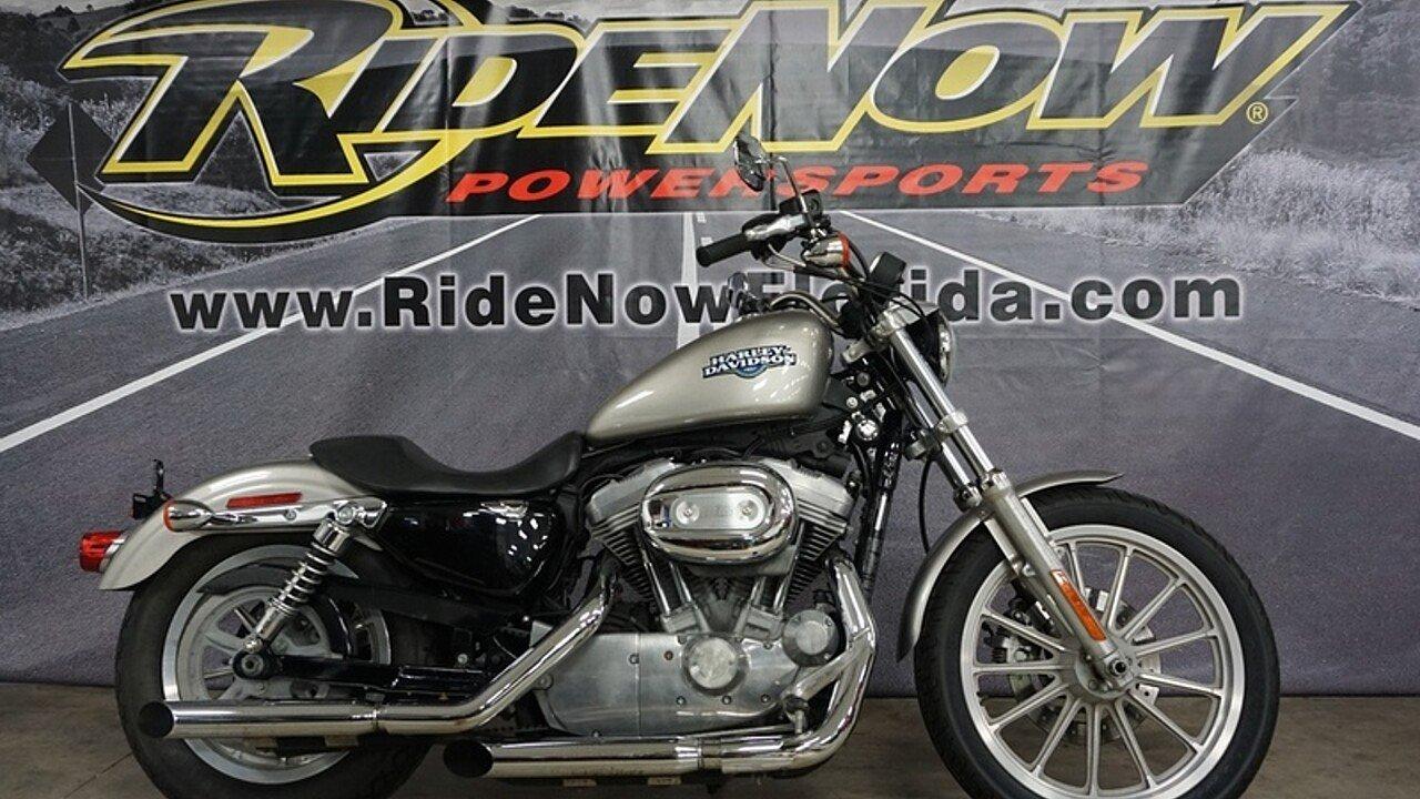 2009 Harley-Davidson Sportster for sale 200584972