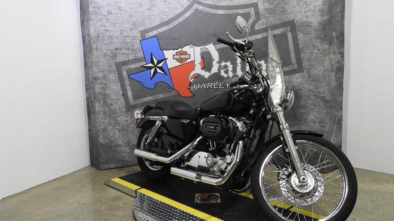 2009 Harley-Davidson Sportster Custom for sale 200598934