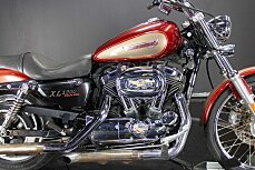 2009 Harley-Davidson Sportster Custom for sale 200589660