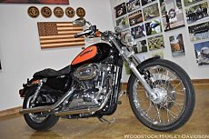 2009 Harley-Davidson Sportster Custom for sale 200620628