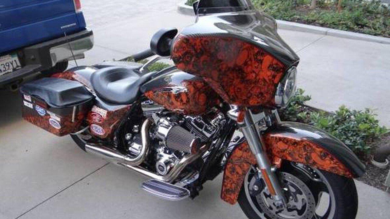 2009 Harley-Davidson Touring for sale 200420850