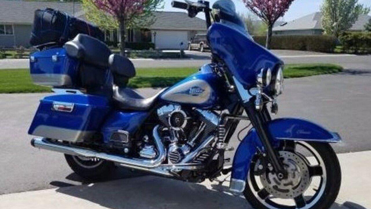 2009 Harley-Davidson Touring for sale 200482501