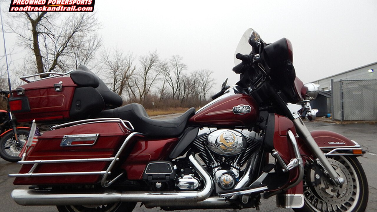 2009 Harley-Davidson Touring for sale 200526371