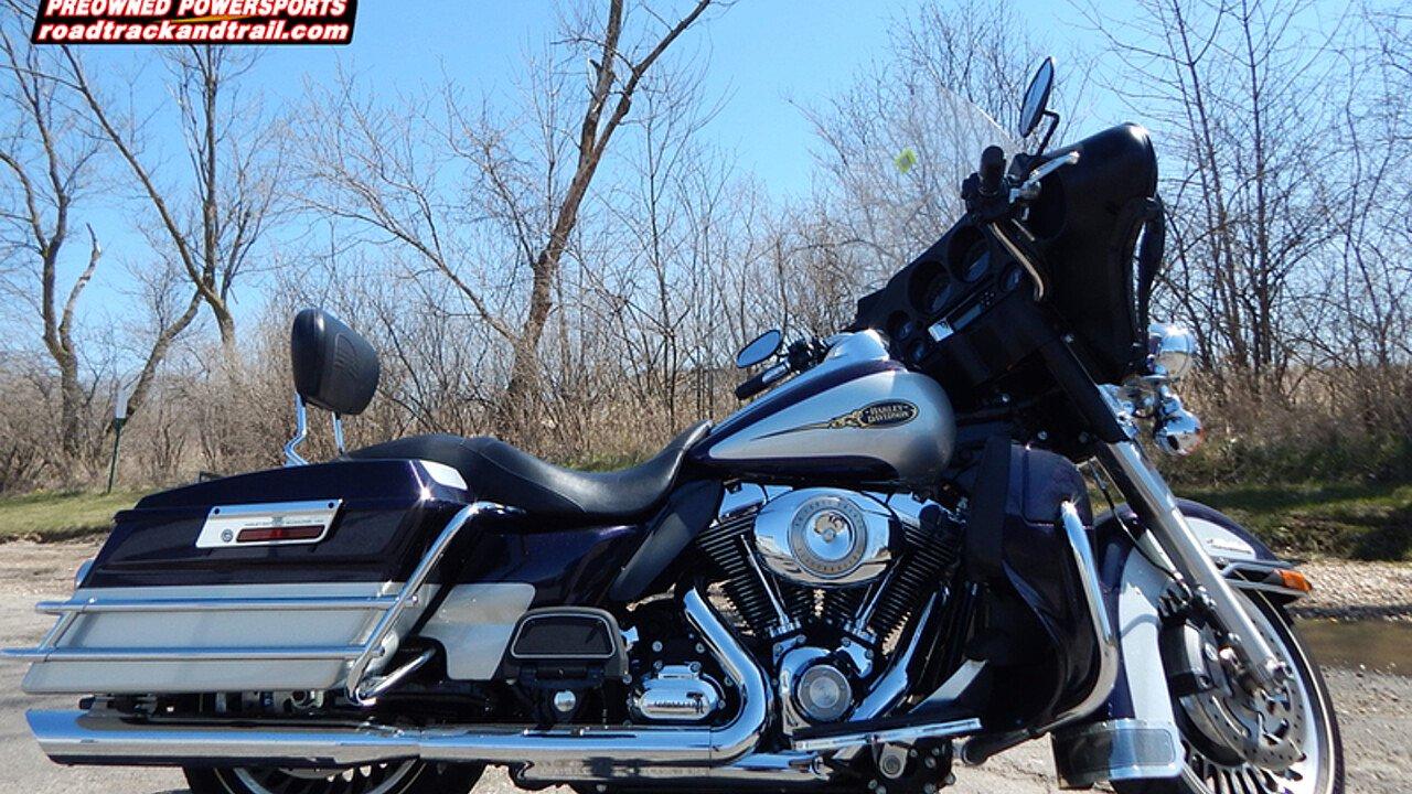 2009 Harley-Davidson Touring for sale 200550165
