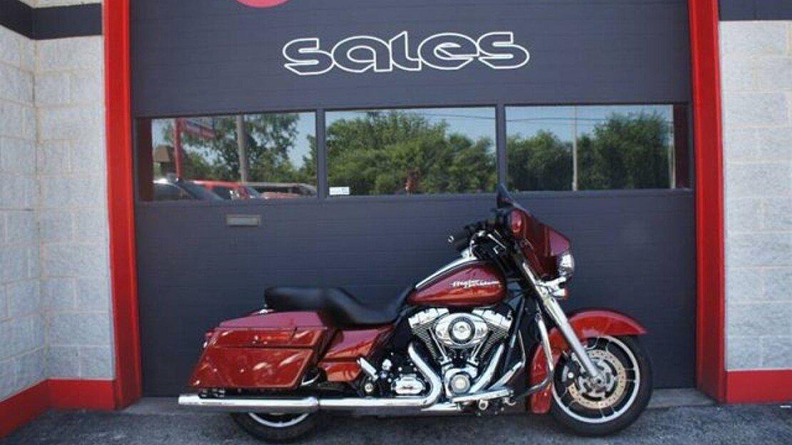 2009 Harley-Davidson Touring Street Glide for sale 200596994