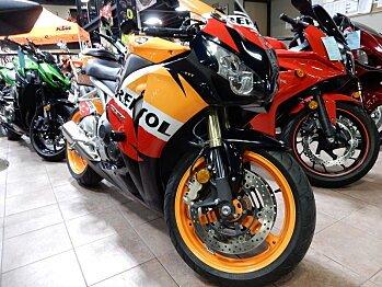 2009 Honda CBR1000RR for sale 200600000
