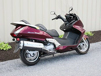 2009 Honda Silver Wing for sale 200465332