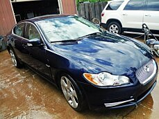 2009 Jaguar XF Supercharged for sale 100770183