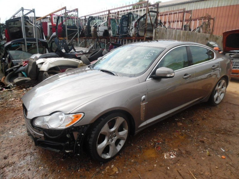 ... 2009 Jaguar XF Supercharged For Sale 100290030 ...