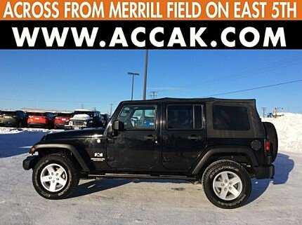 2009 Jeep Wrangler 4WD Unlimited X for sale 100929593
