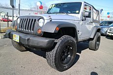 2009 Jeep Wrangler 4WD X for sale 100957663