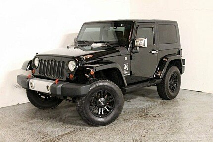 2009 Jeep Wrangler 4WD Sahara for sale 100957993