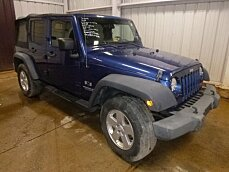 2009 Jeep Wrangler 4WD Unlimited X for sale 100973067