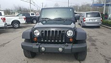 2009 Jeep Wrangler 4WD Unlimited X for sale 100977750