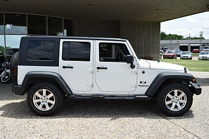 2009 Jeep Wrangler 4WD Unlimited X for sale 100984871