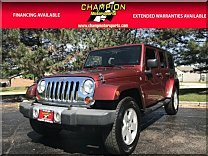 2009 Jeep Wrangler 4WD Unlimited Sahara for sale 101005625