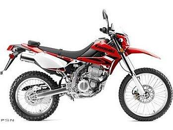2009 Kawasaki KLX250S for sale 200523146