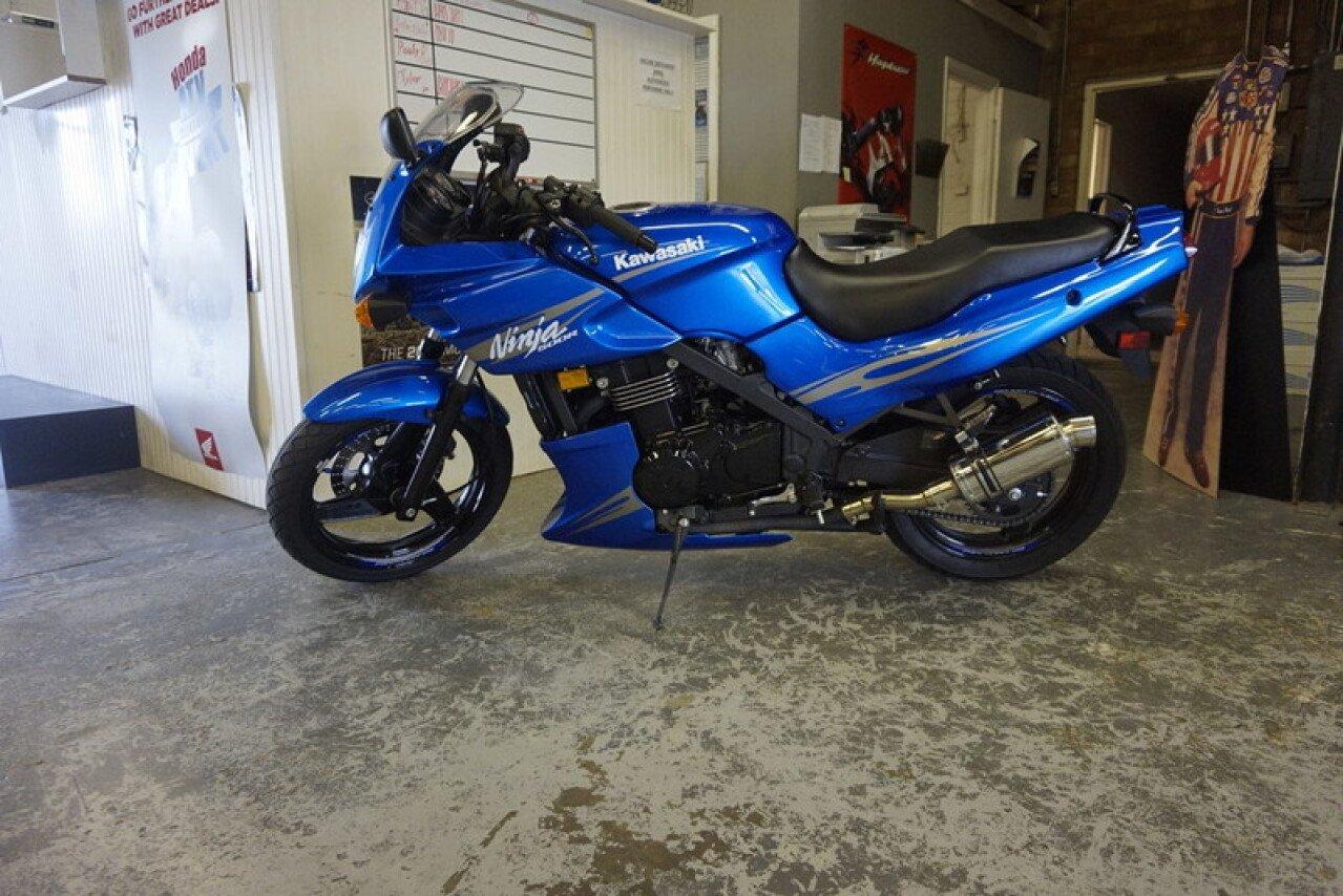 2009 kawasaki ninja 500r for sale near greensboro, north carolina