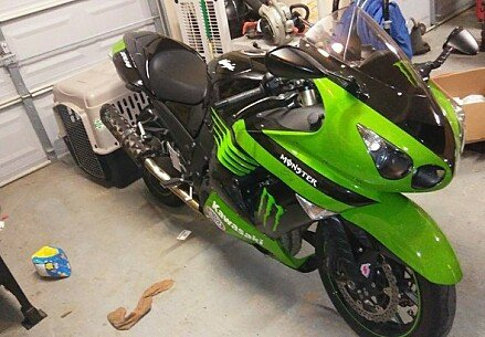 2009 Kawasaki Ninja ZX-14 for sale 200485123