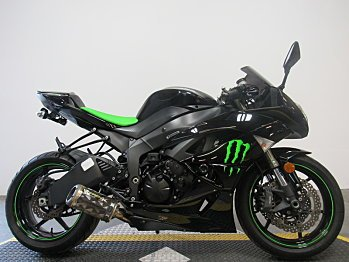 2009 Kawasaki Ninja ZX-6R for sale 200482463