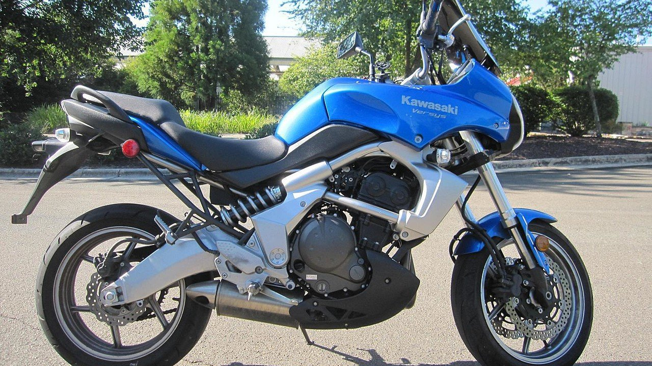 2009 Kawasaki Versys for sale 200624687