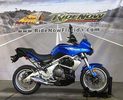 2009 Kawasaki Versys for sale 200589593
