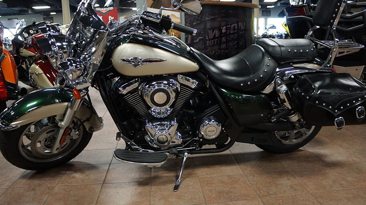 2009 Kawasaki Vulcan 1700 for sale 200489449