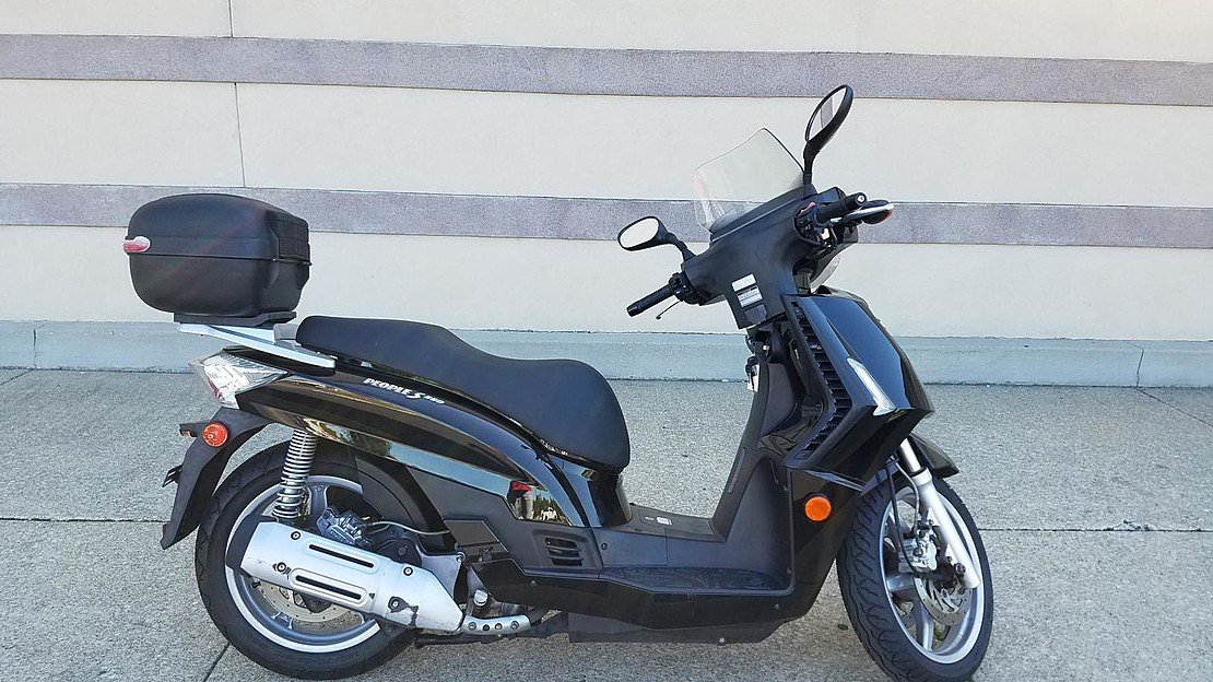 2009 Kymco People S 250 for sale 200628822