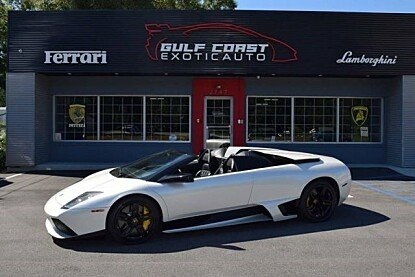 2009 Lamborghini Murcielago LP 640 Roadster for sale 100838948