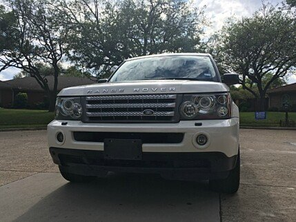 2009 Land Rover Range Rover Sport Supercharged for sale 100755233