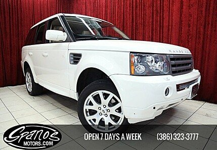 2009 Land Rover Range Rover Sport HSE for sale 100847847