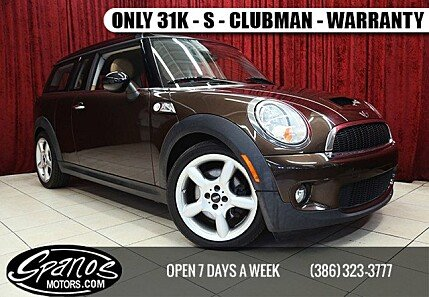 2009 MINI Cooper Clubman S for sale 100842636