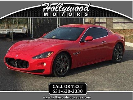 2009 Maserati GranTurismo S Coupe for sale 100841728