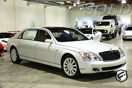 2009 Maybach 62 S for sale 100753912