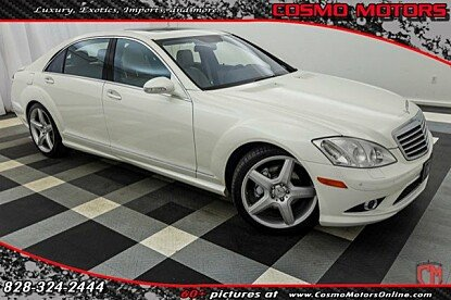 2009 Mercedes-Benz S550 for sale 100947431