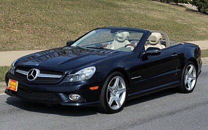 2009 Mercedes-Benz SL550 for sale 100979405