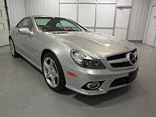 2009 Mercedes-Benz SL550 for sale 101013126