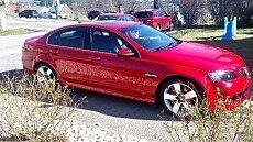 2009 Pontiac G8 for sale 100756016