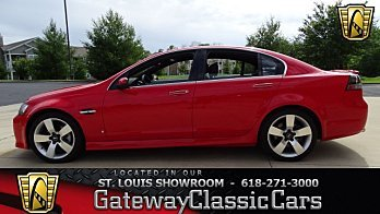 2009 Pontiac G8 for sale 100963358