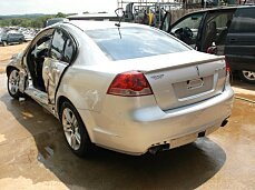2009 Pontiac G8 for sale 100291808