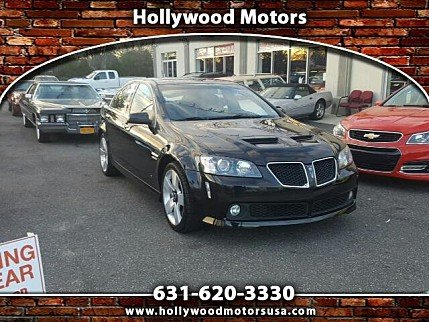 2009 Pontiac G8 for sale 100870852