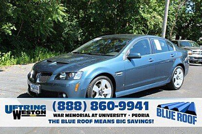 2009 Pontiac G8 for sale 100876769