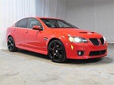 2009 Pontiac G8 GXP for sale 100931924