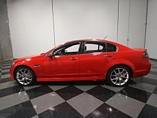 2009 Pontiac G8 GXP for sale 100948029