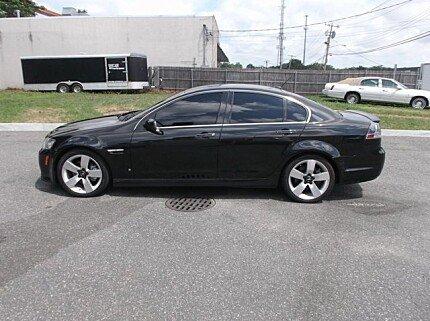 2009 Pontiac G8 for sale 100952724