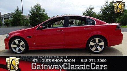 2009 Pontiac G8 for sale 100963358
