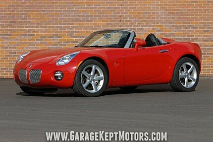 2009 Pontiac Solstice Convertible for sale 100983282