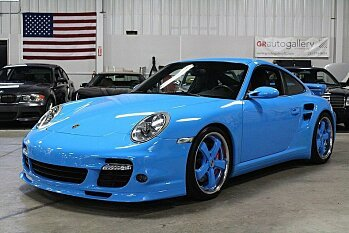 2009 Porsche 911 Turbo Coupe for sale 100896262